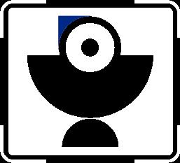 Logo Antoine Heusse Photographe Professionnel pour la communication d'entreprise