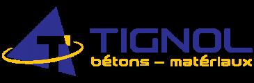 Logo Tignol Béton