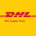 Logo DHL Supply Chain