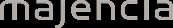 Logo Majencia Couleur Gris